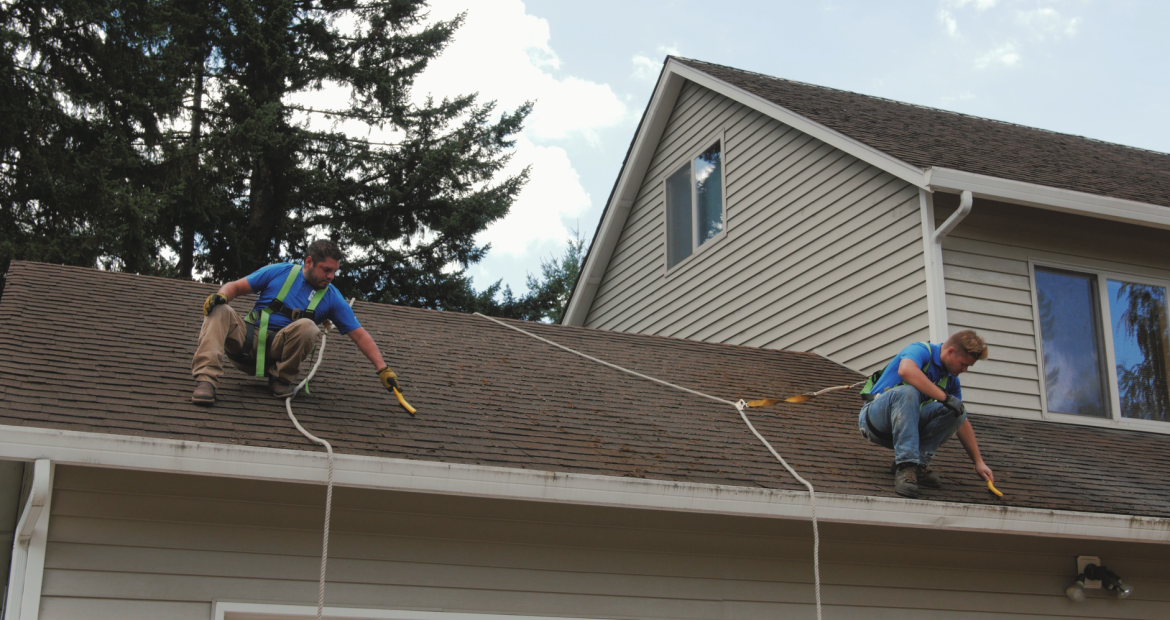 Roof Moss Removal and Roof Cleaning Services in Portland, OR